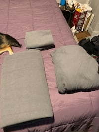 Cuddle Dud Queen Bed Sheets