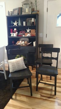 4 Refinished dining room chairs Fairport, 14450