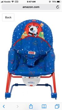 Infant to toddler rocking chair Calgary, T3B 1V3