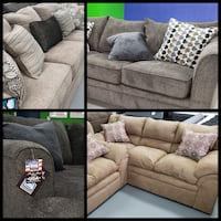 SIMMONS 2-Piece Sofa Sets NEW!!