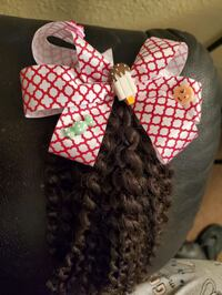 Bows with hair for kids. Houston, 77022