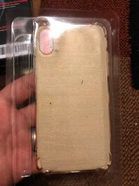 Case for i phone X  with screen protector West Carrollton, 45449