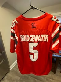 Real Teddy Bridgewater Jersey Louisville, 40213