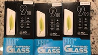 iPhone 6/7/8,6+/7+/8+, and iPhone X tempered glass screens El Paso, 79938