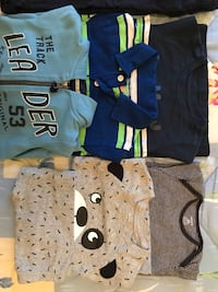 Boy clothes Mississauga, L5H 4M3