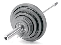 CAP Barbell Solid Bar in Chrome (72 in. Bar) Franklin Township