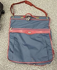 blue and red leather crossbody bag Asheville, 28806