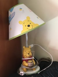 Winnie the Pooh lamp less than 1/2 price South Portland, 04106