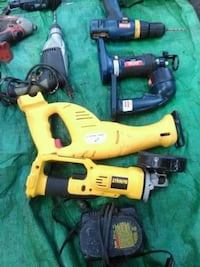 two yellow and black reciprocating saws Middletown, 45042