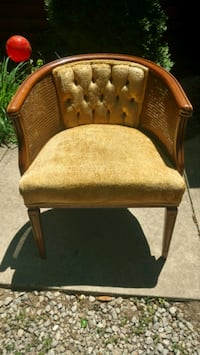 Chair retro from the 70's