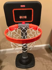 Kids Basketball Hoop Fisher Price New Albany, 43054