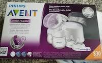 Dual Avent breast pump brand new sealed in box