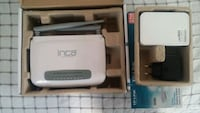 İnca access point ve tp-link switch
