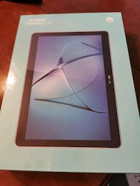 Brand new in box Huawei T3 10 inch tab Mississauga, L5J 1P2