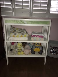 IKEA Baby Change Table - White Mississauga, L5N 4S4
