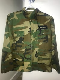 Vintage army jacket, size small Surrey, V3V 5E8