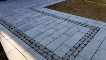Interlock Driveways, patios, walkways & Retaining