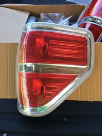 F150 2010 taillights intact. Passenger side or rights rear side Brownsville, 78586