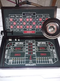 3 in 1 casino game set  Cambridge, N1R 6B7