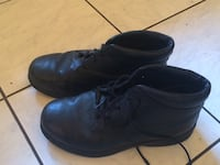 Leather shoes size 10.5 Vancouver, V6H 1S7