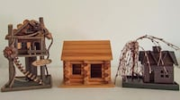 3 House Set Of Country Home Decor New Holland