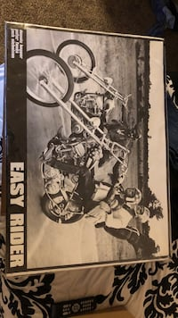 Large easy rider poster in wrapping Prescott Valley, 86314