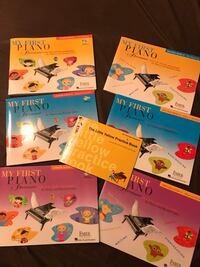 My First Piano Adventure Lesson books 3721 km