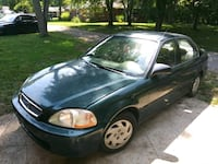1997 - Honda - Civic Franklin