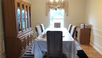 Dining room set North Potomac