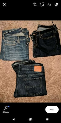 NEW Lucky brand jeans Napa, 94559