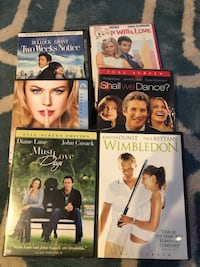 Variety of DVD's Arlington