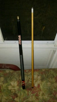 *** Coca-Cola Pool  cue stick 1999 *** North Fort Myers