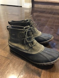 Sorel Out N About Leather Boots Chestermere, T1X 0P8