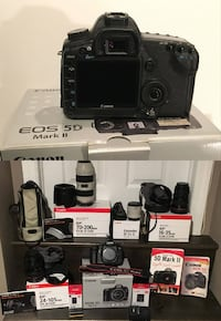 Canon EOS 5D Mark II %$ Raleigh
