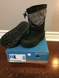 Boys Columbia winter boots. Size 2 Mississauga