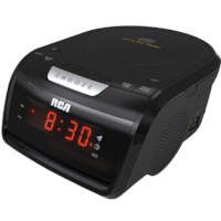 RCA CD clock radio with battery backup RP5605 Mississauga