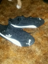 pair of black Nike low-top sneakers Sioux Falls, 57104
