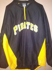 Pittsburgh Pirates Authentic Pullover Bradenton, 34205