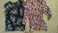 Ladies like new large tops $8 EACH Muskego Muskego, 53150