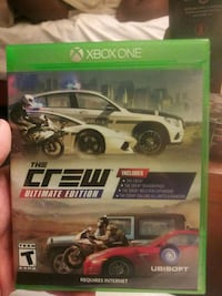Xbox 360 Need for Speed Most Wanted game case Elk Grove Village, 60007
