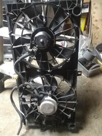 99 to2003 Pontiac Grand Prix COOLING FANS.