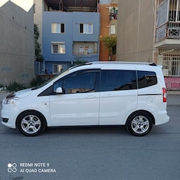2016 Ford Tourneo Courier Journey 1.6 L TDCI 95PS TITANIUM 9aad8936-0ed3-4233-a0e9-8a898fba1bfb