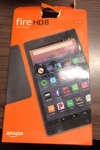 Amazon Tablet. Fire HD 8 16 Gb