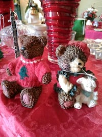Ceramic bears North Fort Myers, 33917