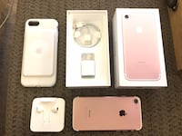 iPhone 7 128GB & Apple Smart Battery Case (iOS 11.3.1) Toronto, M1E 4V9
