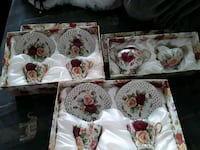Porcelain tea set Brampton, L6P 2W3