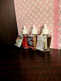 Wallflowers refills from bath and body works Surrey, V3W 5S2