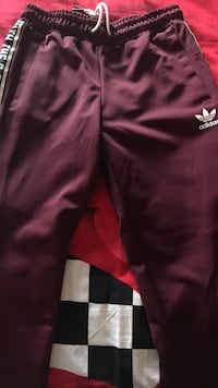red and white zip-up jacket Ajax, L1T 3V1