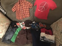 13 item boy lot YEAR 3 ~ osh kosh please mum children's palace Edmonton, T5R 1E6