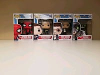 Spider Man Homecoming Funko Pops! Surrey, V4N 1N5